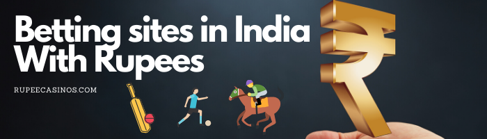 betting sites with rupees